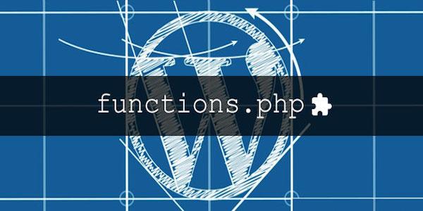 Insertar Código PHP en widget texto sin Plugins modificando functions.php