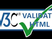 Validar nuestra Web en W3C